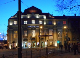 Krakkow Philharmonic Hall Poland