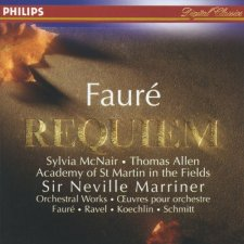 Faure Koechlin Ravel Schmitt Marriner Philips