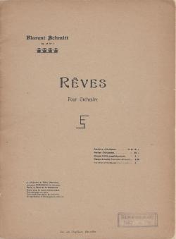 Florent Schmitt Reves