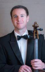 Isaac Melamed cellist