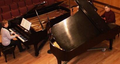 Invencia Piano Duo Kasparov Lutsyshyn