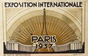 Paris Exposition 1937