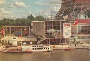 Swiss Pavilion Paris Exposition 1937