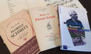 Florent Schmitt biographies