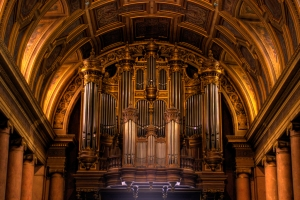 Rennes Cathedral Organ