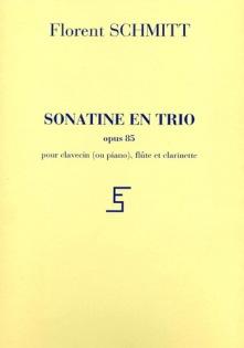 Schmitt Sonatine en Trio