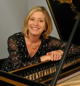 Tracy Richardson harpsichord