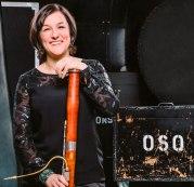Melanie Forget bassoon OSQ