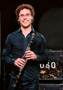 Stephane Fontaine clarinet OSQ