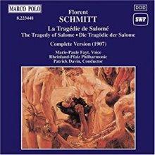 Schmitt Tragedie de Salome original version