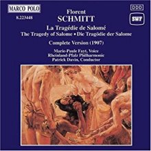 Schmitt Tragedie de Salome original version
