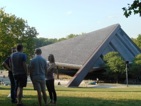 Blossom Music Center Pavilion