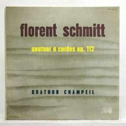 Florent Schmitt Quartet Champeil