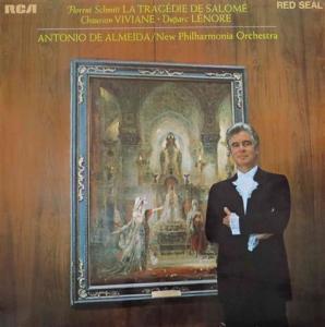Schmitt Duparc Chausson de Almeida New Philharmonia RCA
