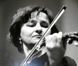 Hannele Segerstam violinist