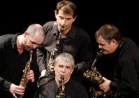 Diastema Saxophone Quartet