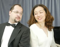 Kanazawa-Admony Piano Duo