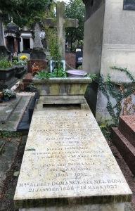 Mel Bonis gravesite 2017