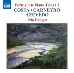 Portuguese Trios Pangea NAXOS