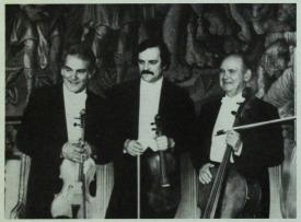 Albert Roussel String Trio