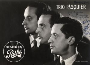 Pasquier Trio