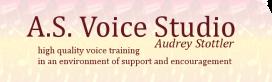 Audrey Stottler Voice Studio