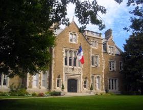 French ambassador's residence Washington DC