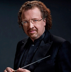 Stephane Deneve French conductor