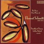 Florent Schmitt LeRoi-Nickel Piano Duo Arsis