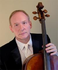 Samuel Magill cellist