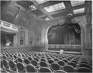 Theatre Femina Paris