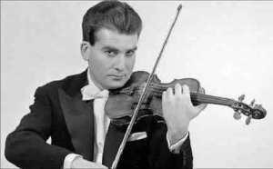 Christian Ferras violinist