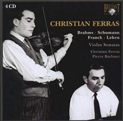 Christian Ferras Pierre Barbizet Brilliant