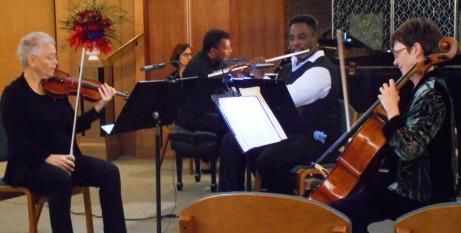 Florent Schmitt Pour presque tous les temps Scarab Club Chamber Music Series