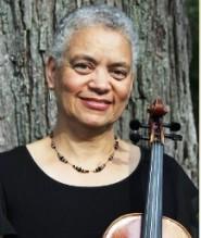 Velda Kelly violinist