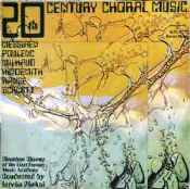20th Century Choral Music Parkai Florent Schmitt