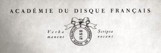Academie du disque francais