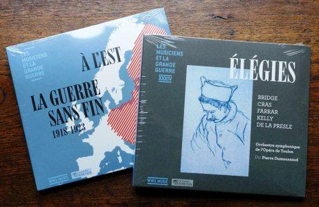 Musiciens et la Grande Guerre Vols. 34 + 35 Hortus