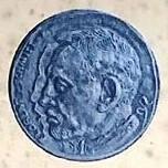 Florent Schmitt Medal Weysset Paris