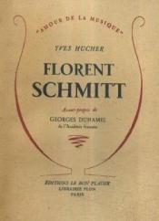 Yves Hucher Florent Schmitt biography 1953