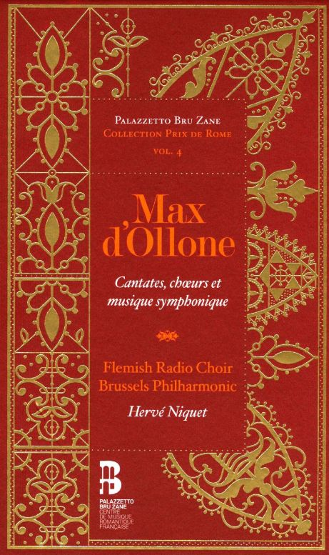 Max d'Ollone Collection Prix de Rome PBZ