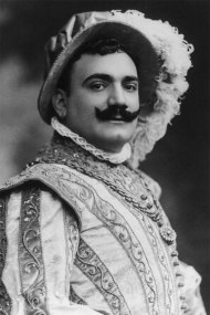 Enrico Caruso 1908