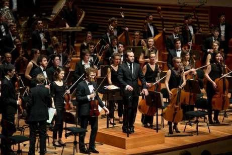 Fabien Gabel Orchestre Francais de Jeunes