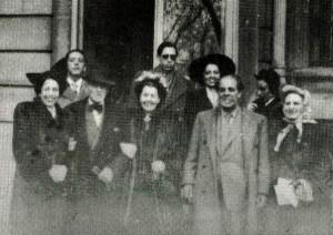 Florent Schmitt Heitor Villa-Lobos Paris 1948