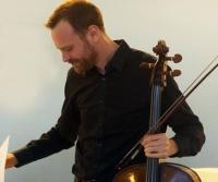 Aaron Merritt cellist