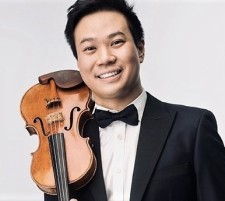 Nikki Chooi violin