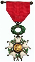 Cevalier Legion d'Honneur Third Republic France