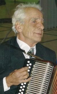 Claude Bertrand accordion