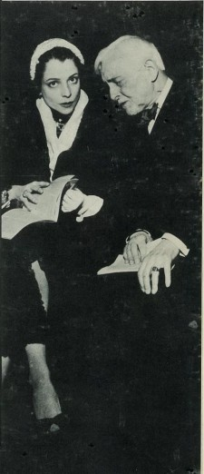 Denise Duval Florent Schmitt 1953