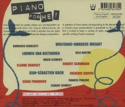 Piano pour moi Roland Meillier